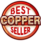 Copper seller